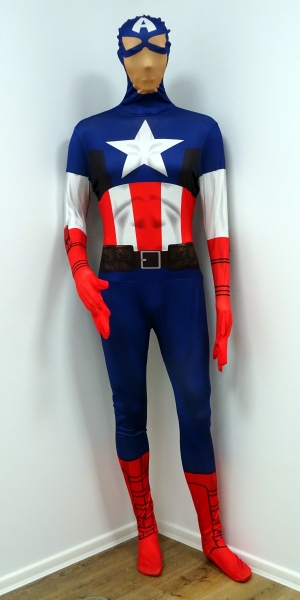 Captain America (Morphsuits)